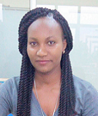 Grace Mungai from the Pan African Medical Journal